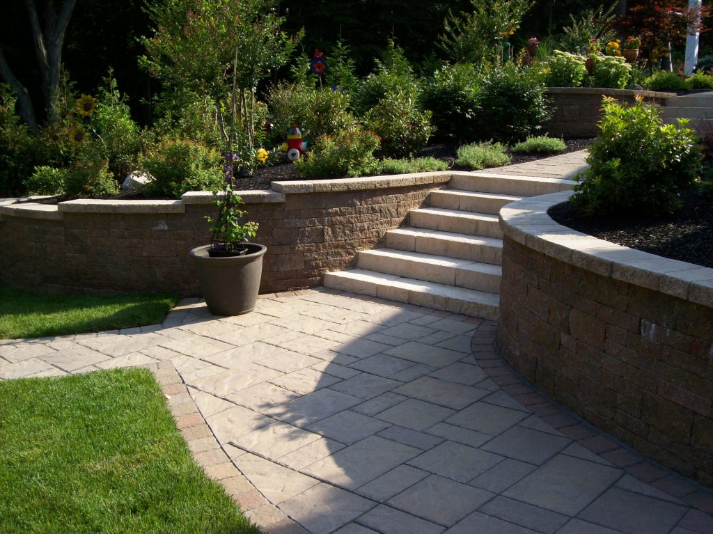 Hardscape Design by Curti's Landscaping