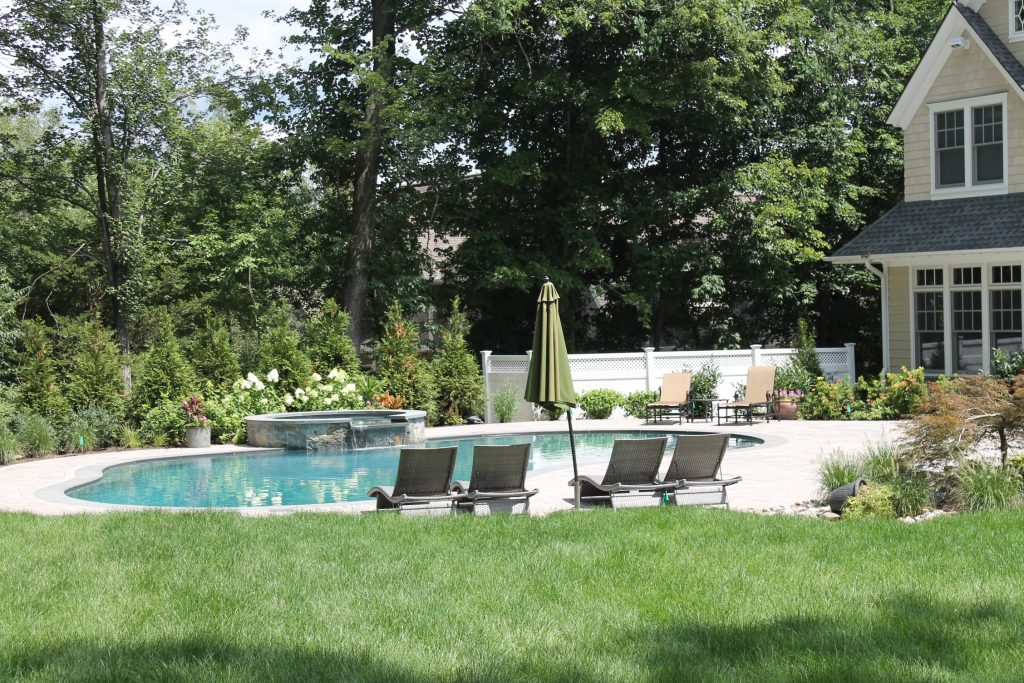 Landscape Design in Wyckoff NJ by Curti's Landscaping