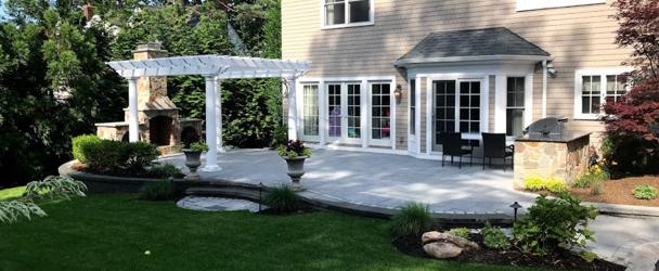 Landscape Design Hardscape Installation In Bergen County Nj