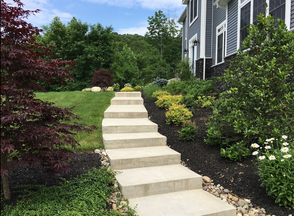 front steps patio design and installation stony point ny